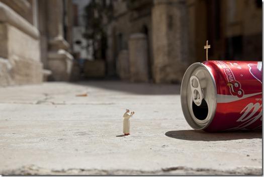 little-people art em miniaturas (2)