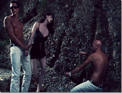 STEFANO & DOMENICO's DOLCE VITA by STEVEN KLEIN 2