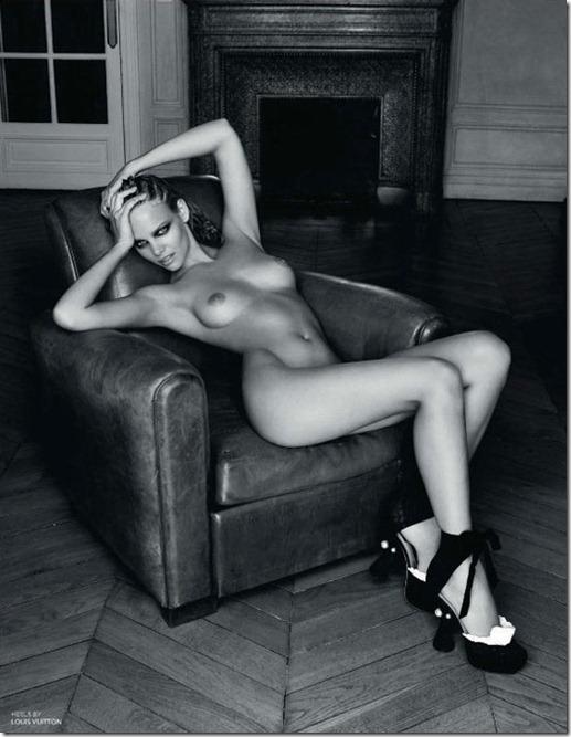 nudez nude obseção da moda vogue 7