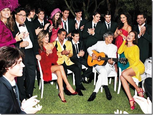 Vanity Fair blame it on Brazil Mario testino 9