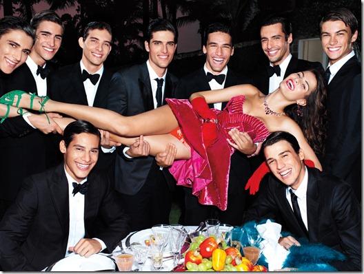Vanity Fair blame it on Brazil Mario testino 16