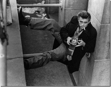 James Dean Rare Photo 21