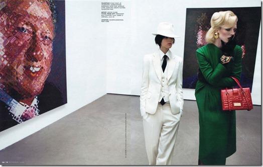 Editorial Art e Comerce W Magazine out 2009 12