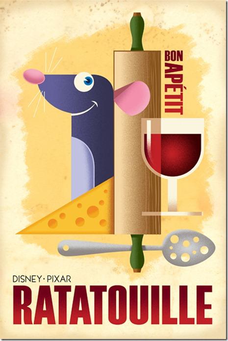 poster de filmes estilizados vários estilos retro  (11)