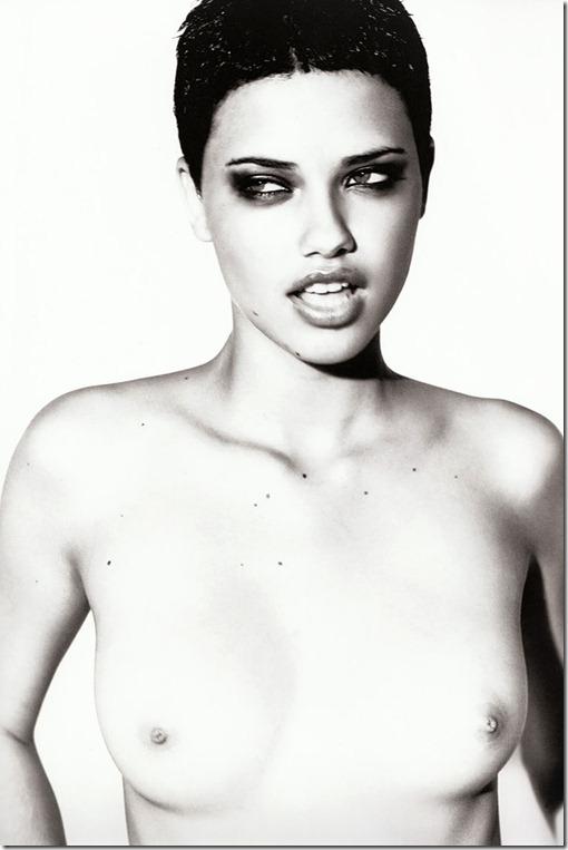 Adriana Lima livro Wicked by Ellen Von Unwerth  (5)