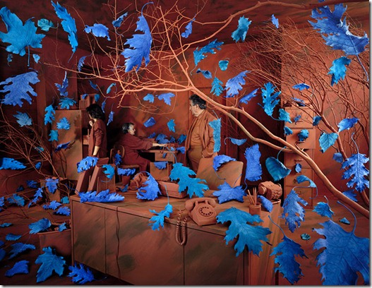 A arte de Sandy Skoglund (more freak show blog) (6)