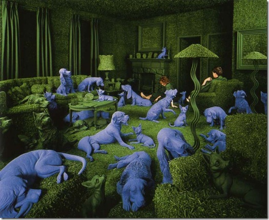 A arte de Sandy Skoglund (more freak show blog) (13)
