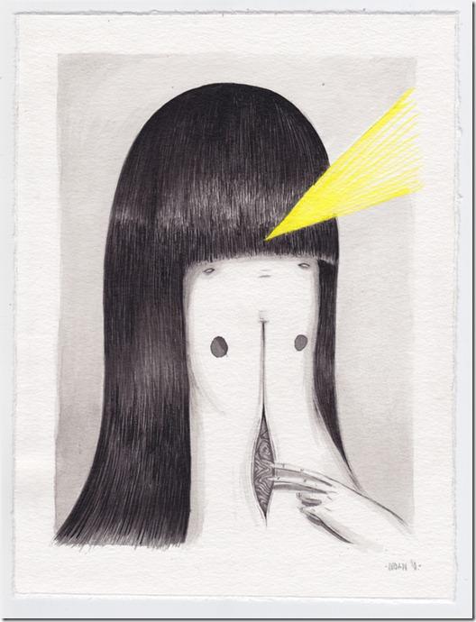 Ilustrações Jordan Metcalf more freak show blog (7)