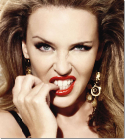 kylie Minogue out magazine (3)