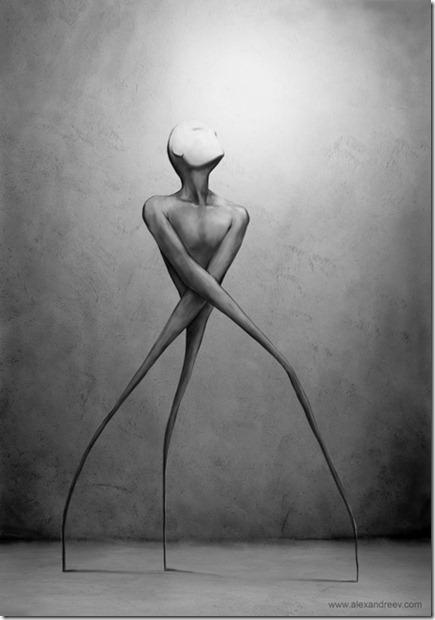 Alex Andreyev surreal desenhos (5)