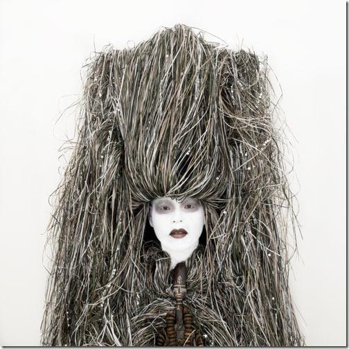 Auto Retratos kimiko yoshida art (27)