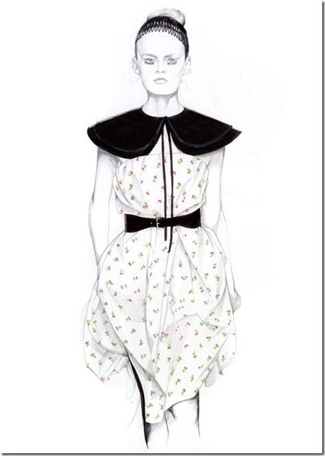 Fashion Ilustração  Caroline Andrieu  Portfólio (5)