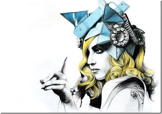 Fashion Ilustração  Caroline Andrieu  Portfólio (13)