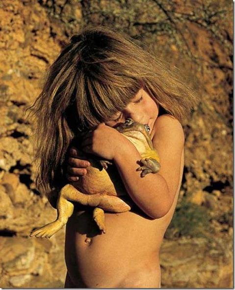 Book livro Tippi pequena garota e sua amizade com Animais selvagens  (3)