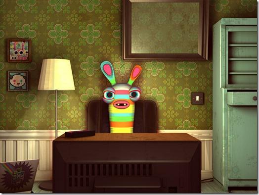 Poked estudio de art design gráfico 3d ilustração animação (2)