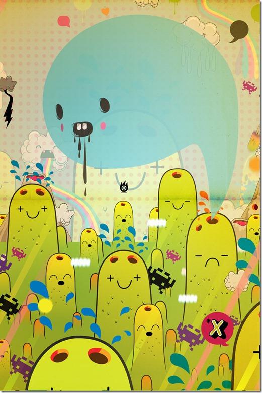 Poked estudio de art design gráfico 3d ilustração animação (16)