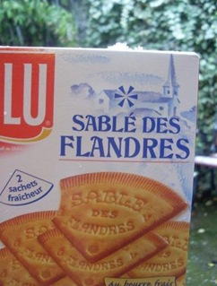 boite sablés flandres
