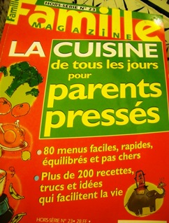 cuisine parents pressés