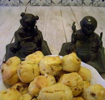 muffins statuettes
