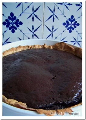 tarte  la danette