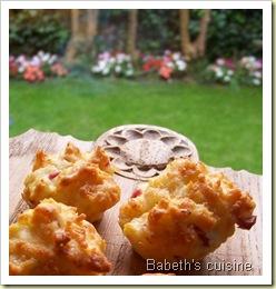 mini muffins comté bacon 2