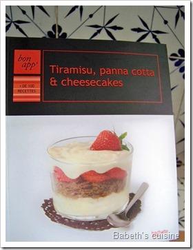 livre tiramisu cheese cakes