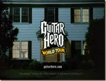 heidi klum guitar hero 4