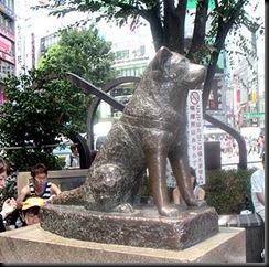 Hachiko-Shibuya
