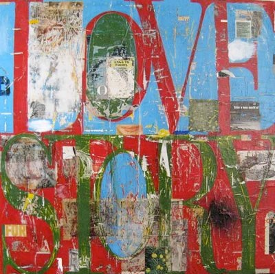 Greg Miller, For Love. From Recent Paintings exhibition at Caldwell Snyder Gallery, St. Helena, CA