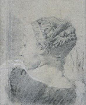 Dessin de Giovanni Battista Piazzetta - Collection du Musée de Grenoble