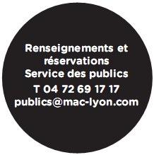 Musée d'art contemporain de Lyon, Renseignements