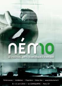 NEMO, Festival des arts numériques, 2010