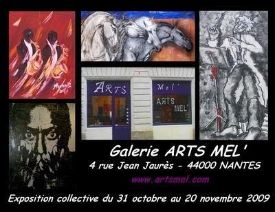 © Galerie Arts Mel' et artistes cités