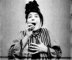 Alice Guy Blaché (1873–1968), Madame a des envies, 1906, Courtesy of Gaumont Pathé Archives, Paris