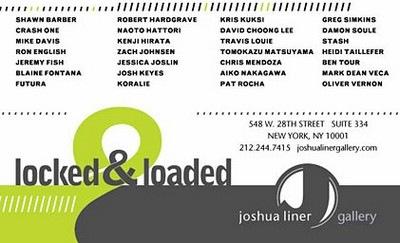Joshua Liner Gallery, NYC