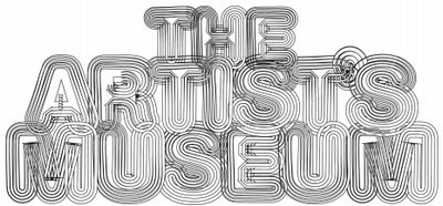 The Artist's Museum. A logotype by Pae White