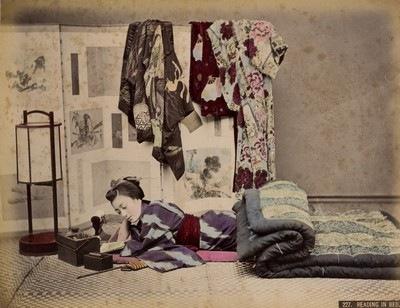 Photo by KUSAKABE KIMBEI (Studio), 1880