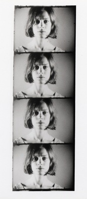 ANDY WARHOL, Lucinda Childs , 1964. Film still courtesy of The Andy Warhol Museum