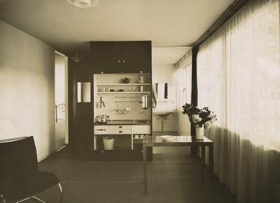 LILLY REICH Kitchen Photo 1931