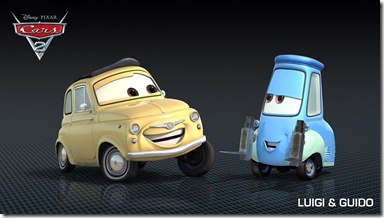 Cars 2 movie wallpapers2