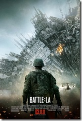 Battle Los Angeles New Poster