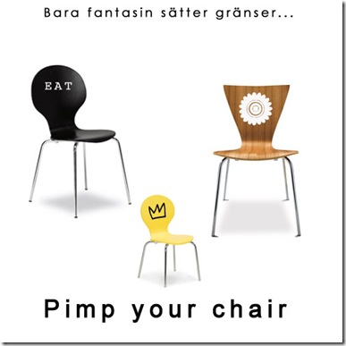 chair copy