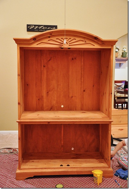 Armoire - Before