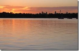 Exile Bay Sunrise