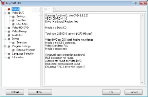 SlySoft AnyDVD HD 6.6.8.0 Multilingual