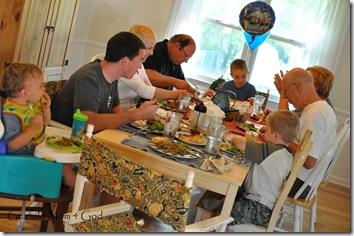 Asher 6th birthday 073