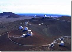 Mauna Kea Observ complex