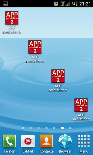 APP preciation 2