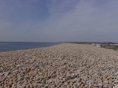 Chesil beach!