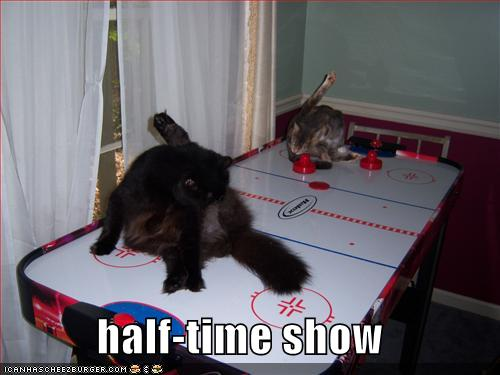 half-time show